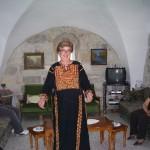 Cheryl in Israel
