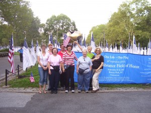 The Team at Battery Park