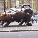 The Bull at Wall Street